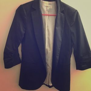 Black blazer women's